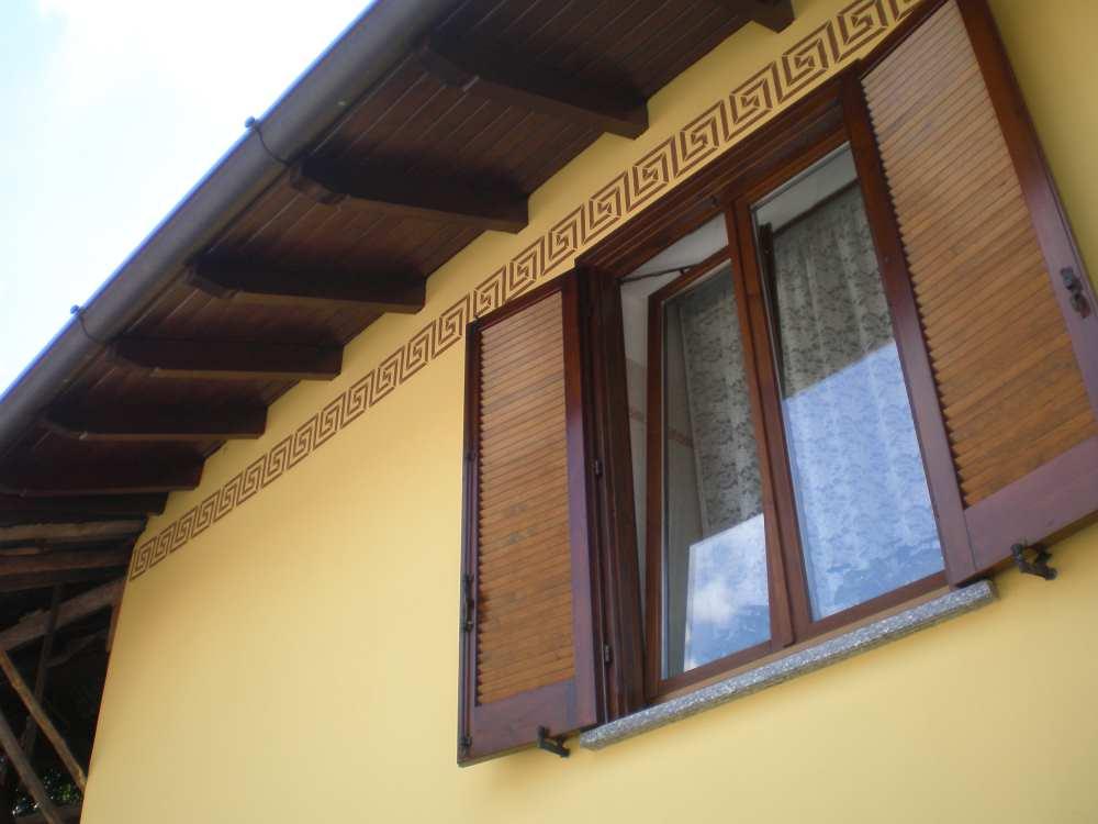 Deimar decor tinteggiatura esterna con decorazione - Tinteggiatura esterna casa ...