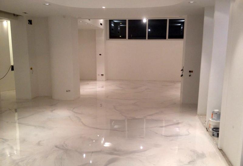 Deimar decor pavimenti in resina varese - Bagni chimici per abitazioni ...