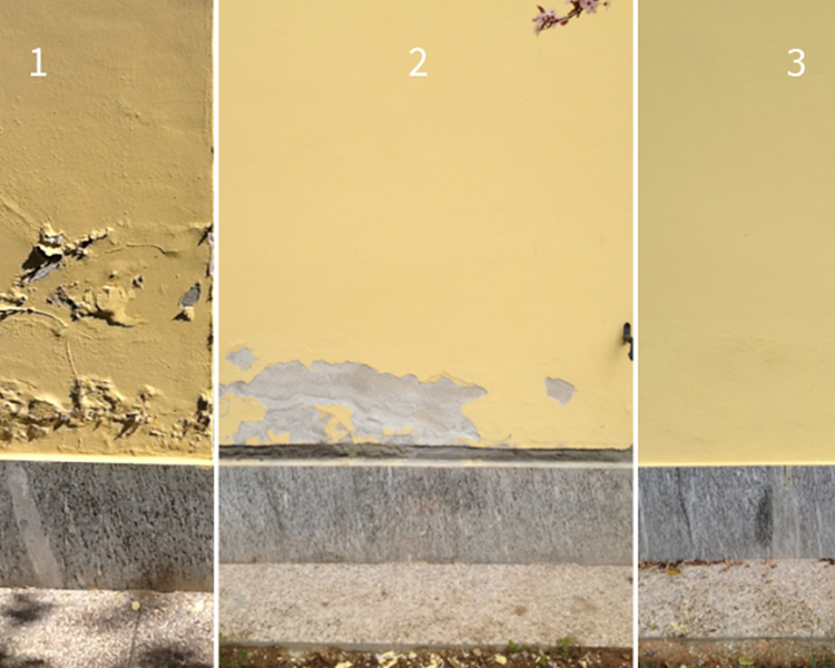 Risanamento umidità Varese